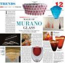 Bangkok post: Magic of Murano glass August 2011