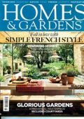 Homes and Gardens: Dream Kitchen August 2009