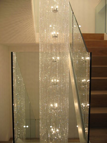 Bespoke Diamante Chandelier 2