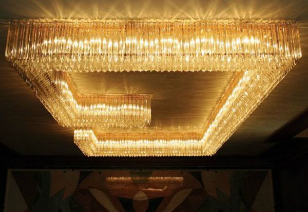 Bespoke Bars Chandeliers
